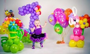 Детские праздники с воздушными шарами[150]