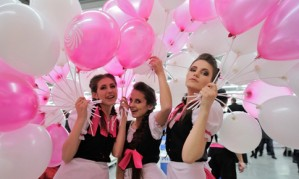 Брендированные воздушные шары — радостная реклама[150]