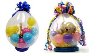 Упаковка подарка в шар[150]