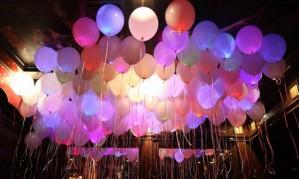 Шары с подсветкой — светящееся украшение[150]