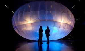 Project Loon! - даже Google выбирает шарики![150]
