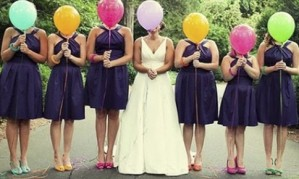 Воздушные шары и свадебные торжества.[150]