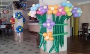 Сценарий праздника в школе «Воздушные шары»[150]