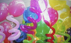Детский праздник, статья о воздушных шарах и оформление дня рождения[150]