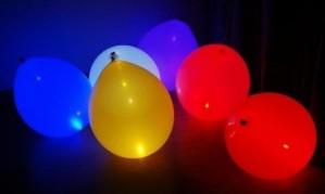 Светящиеся воздушные шары[150]